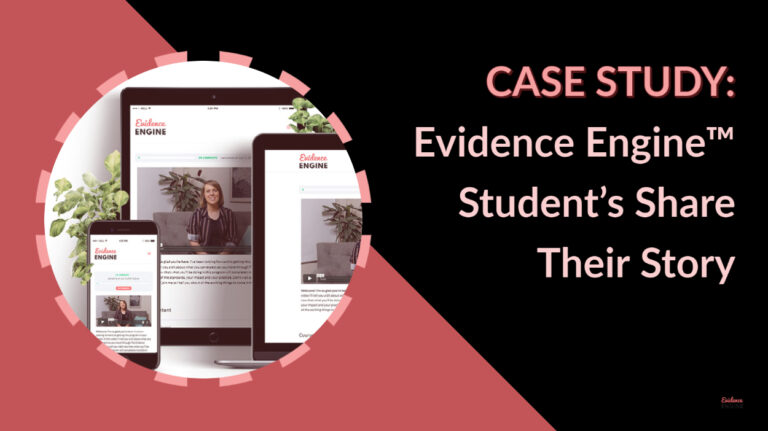 Evidence Engine stories from students